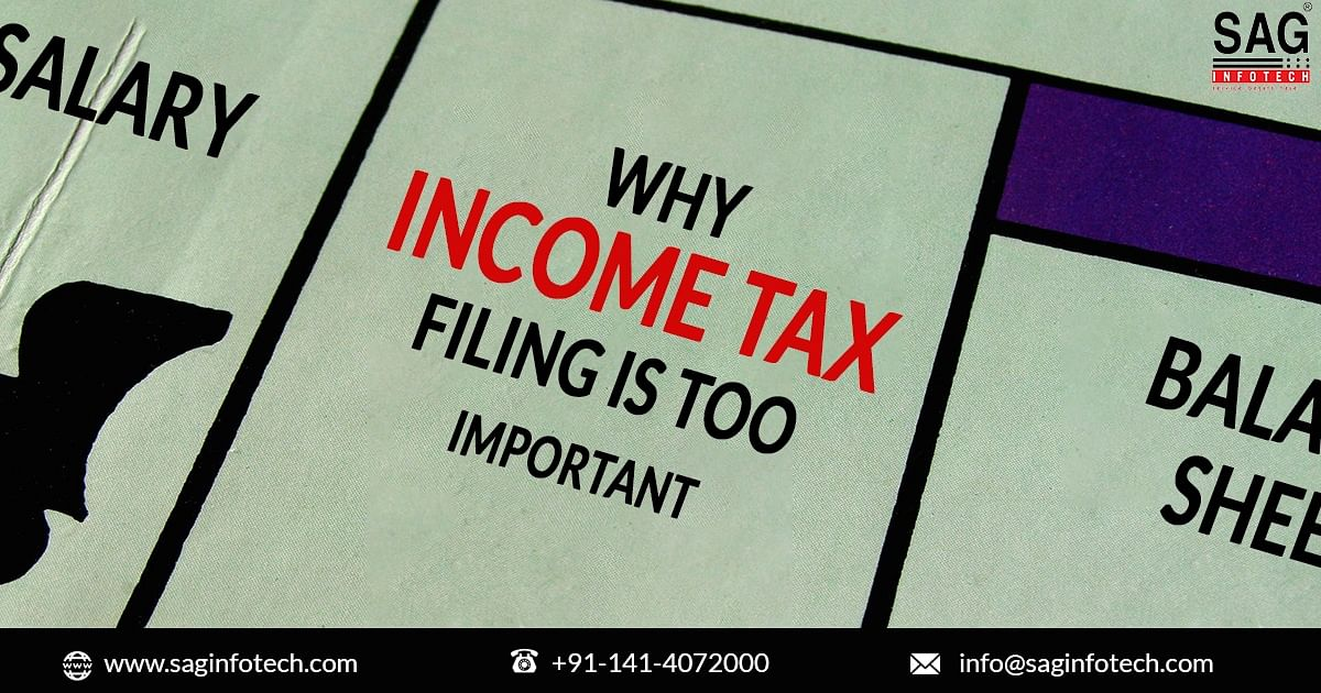 Why In-time Income Tax Filing is Too Important for Taxpayers?
