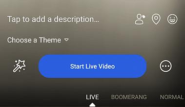start-facebook-live-video-stream