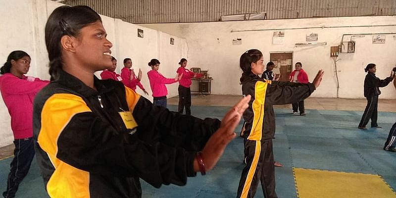 Sightavers India द्वारा आयोजित जूडो कैंप