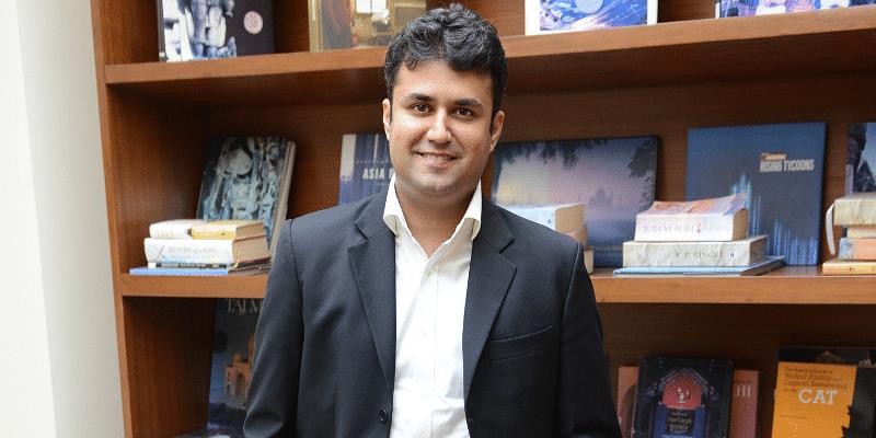 Viraj Bahl, Founder, Veeba & V-Nourish