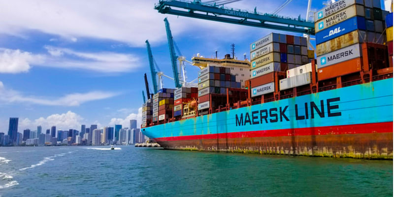 Maersk partners with BlackBuck to help export-import containerised trucking market go digital