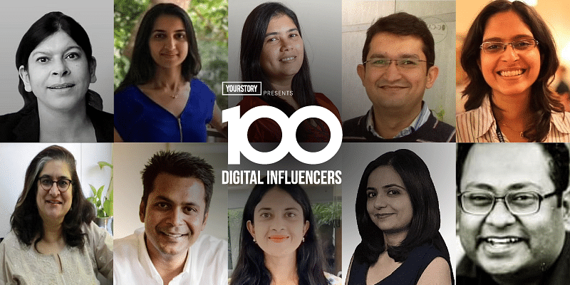 100 Digital influencers - 11-20