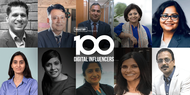 100 digital influencers