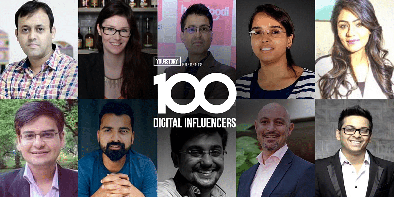 100 Digital influencers 41-50