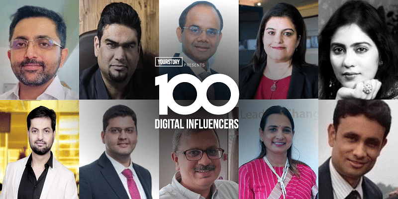 100 digital influencers - 51 to 60
