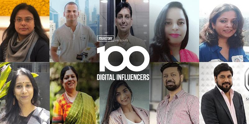 100 Digital influencers- 61 to 70