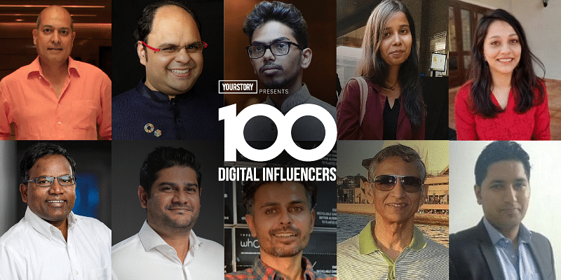 100 Digital influencers 2020 - 91 to 100