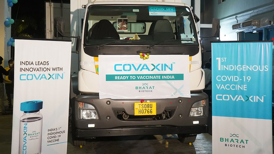 Covaxin shipped to 11 cities in India, says Bharat Biotech