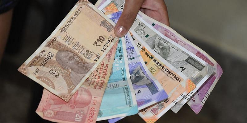 money rupees