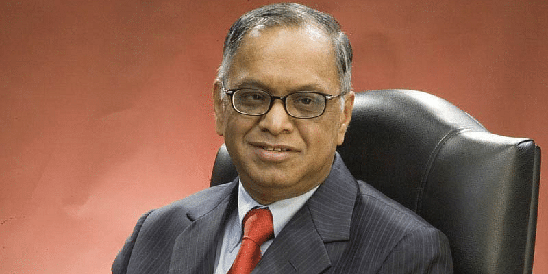 Narayana Murthy Infosys