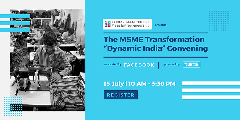 Learn what it will take for MSMEs to seize emerging opportunities at this convention