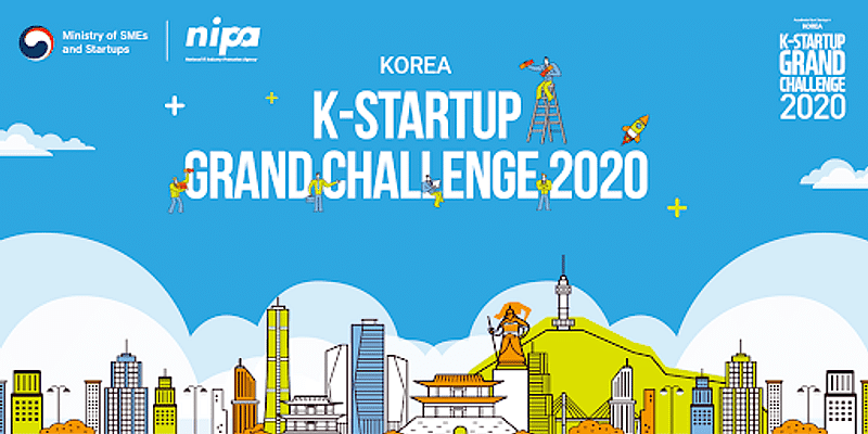 A unique opportunity to expand your startup across Asia via Korea: The K-Startup Grand Challenge 2020