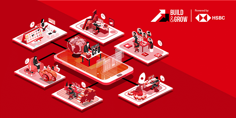 How HSBC is empowering virtual CFOs to help startups grow with innovative banking