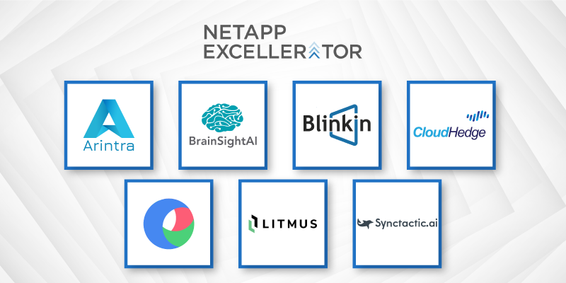 From addressing mental health challenges to industrial IoT adoption, meet the 7 startups of NetApp Excellerator cohort 7 who are driving data-driven disruption