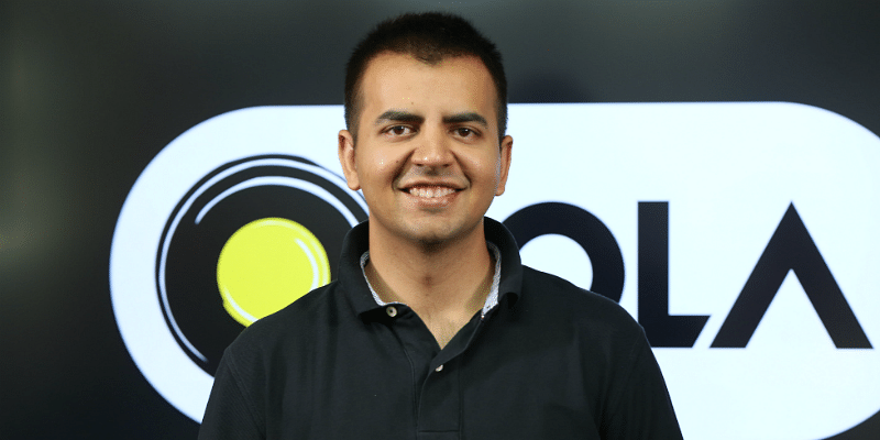 The Turning Point] Ola's ride from a tour and travel operator to a  ride-hailing unicorn