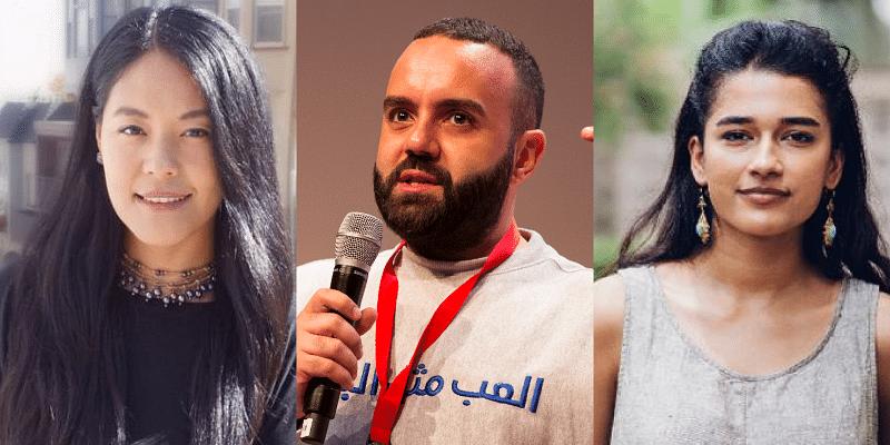refugee startups