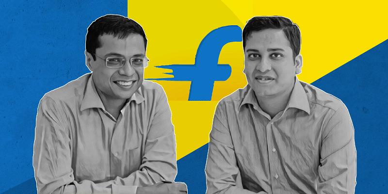 Sachin Bansal and Binny Bansal