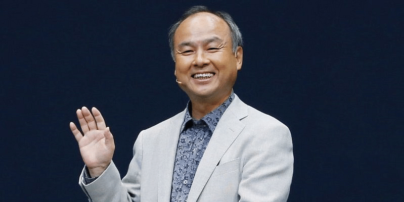 Softbank Founder and CEO