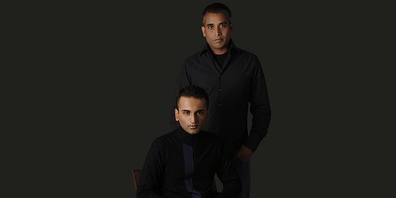 Yatan Ahluwalia and his partner Edward Joseph Mendonca