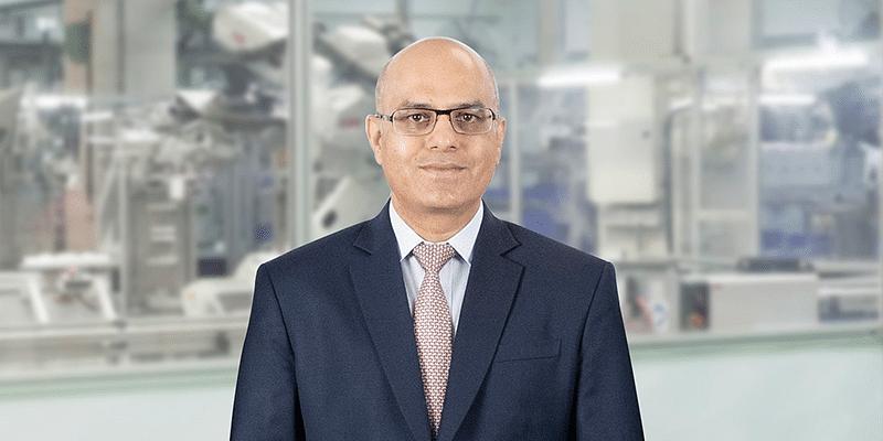 ABB India CEO Sanjeev
