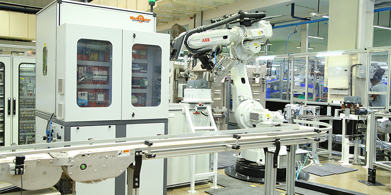 Core industries in India are looking to go digital, and ABB is