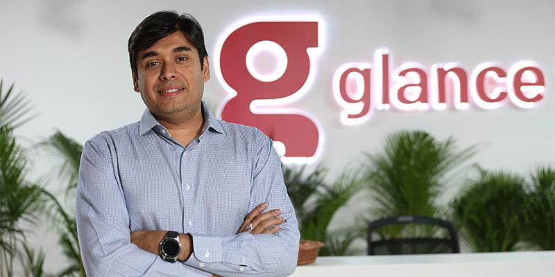 Here's why Naveen Tewari of InMobi wants you to 'Glance' at