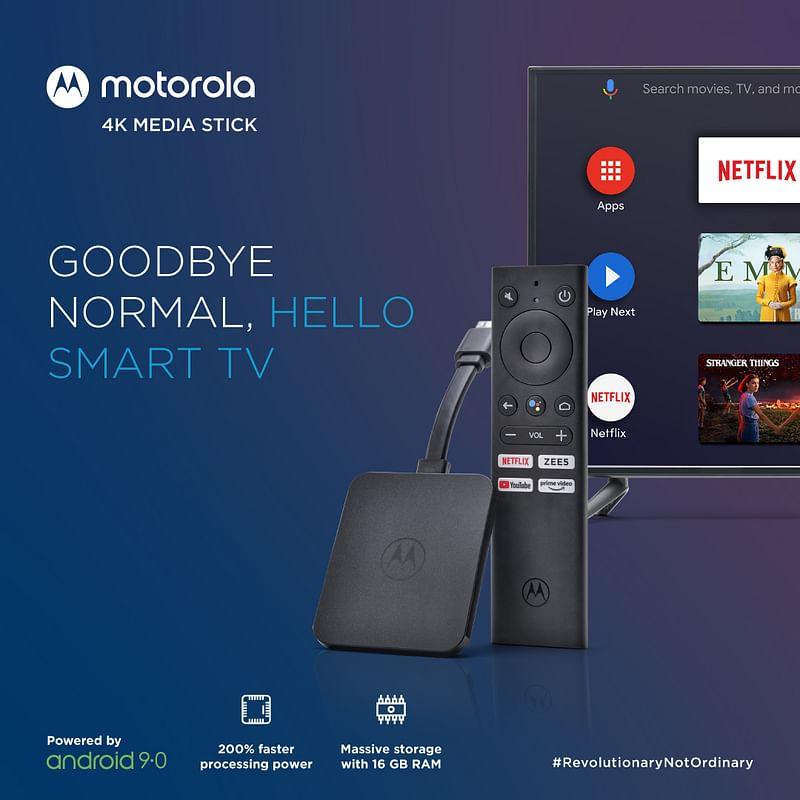 Motorola stick