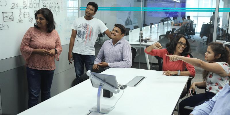 Tekion Bengaluru office