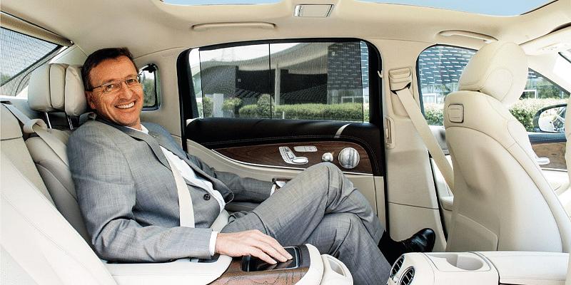 Mercedes-Benz India CEO Martin Schwenk