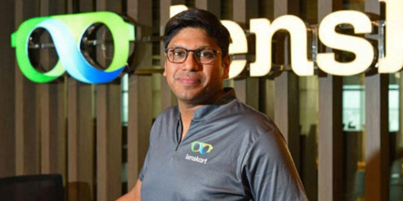 Lenskart Founder Peyush Bansal