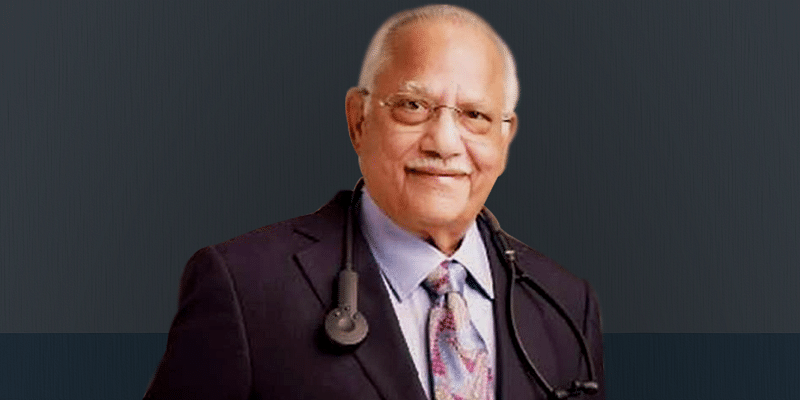 Apollo Hospitals Founder Chairman Prathap C Reddy