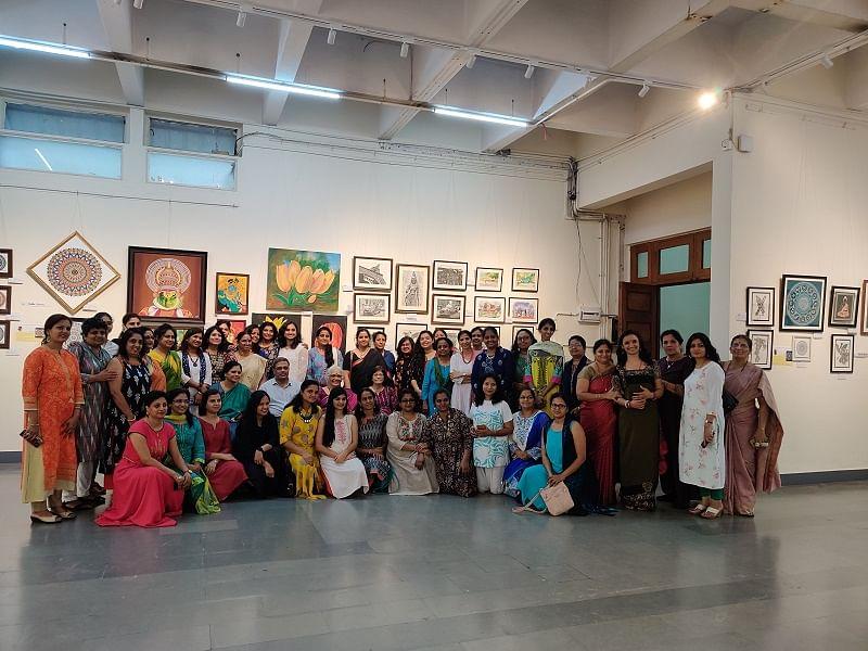 Akanksha 2019: 55 women artists, 500 artworks, one theme