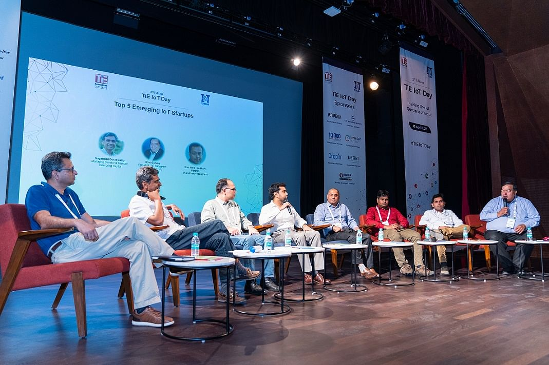 IoT startups with expert panel
