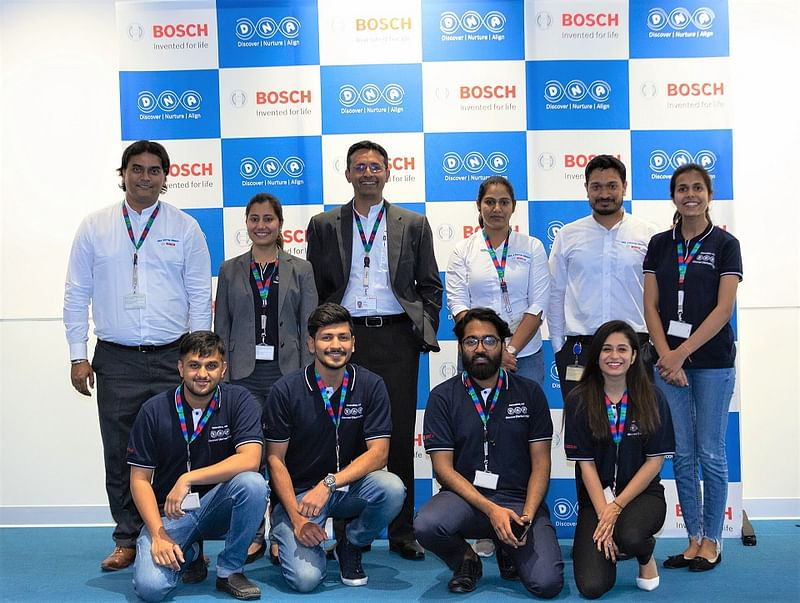 Bosch DNA - Demo Day 3