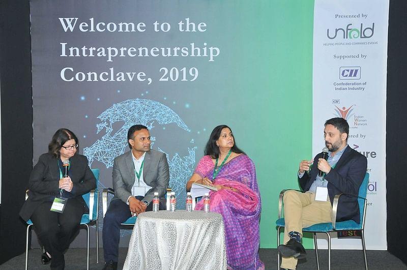 Panel moderated by Kalpana Dube