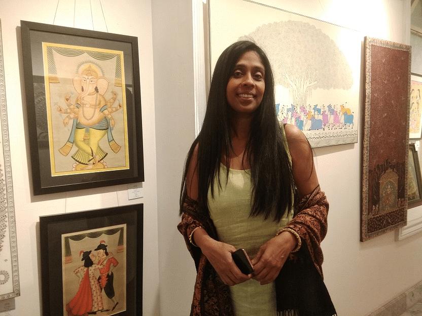 Sankalita Das, Secure Giving