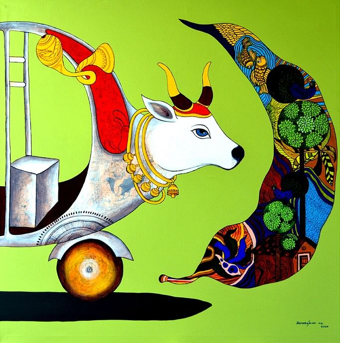 Artist: Basavarajachar KR