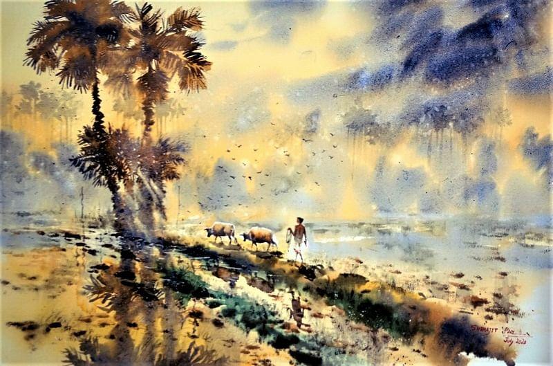 Artis: Subhajit Paul (ii)