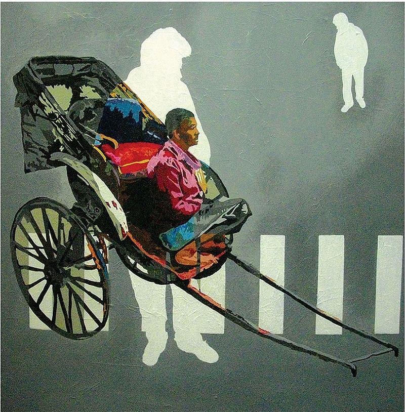Reflection  by Soumya Kishor Chakraborty