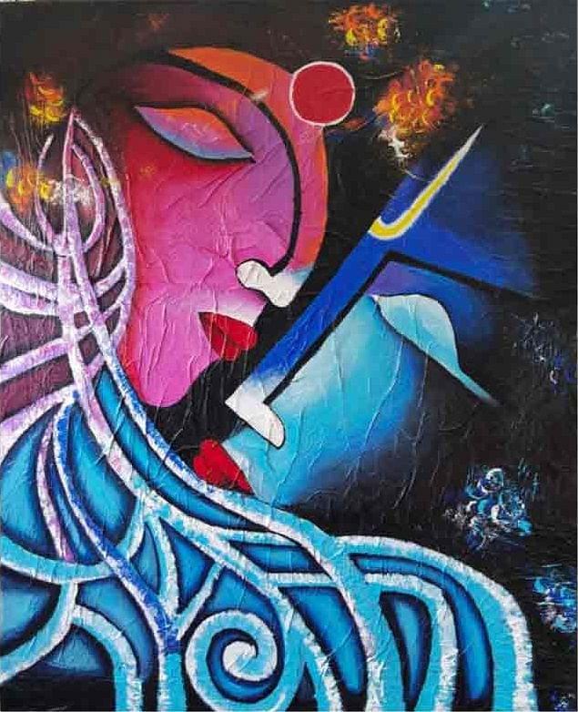Artist: Divya Deepika Jannu