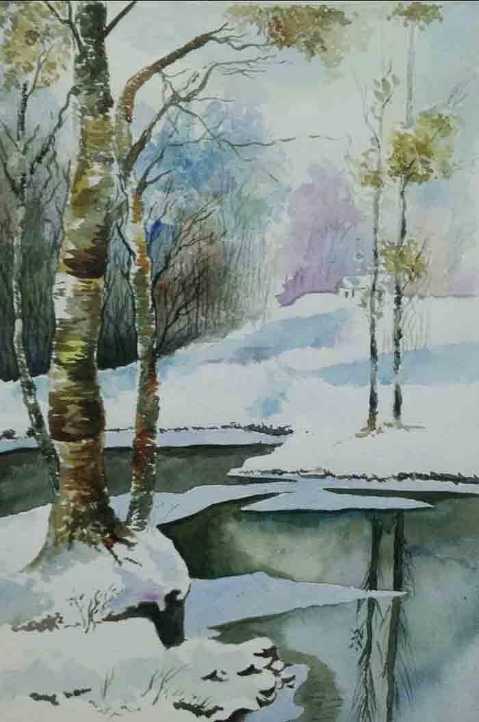 Artist: Divya Pacchhipulusu