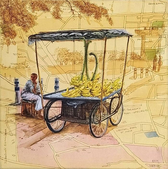 Artist: Debabrata Biswas
