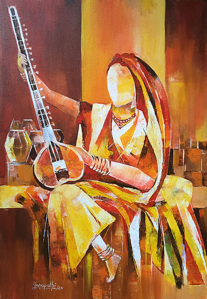 Artist: Ganapathi Hegde