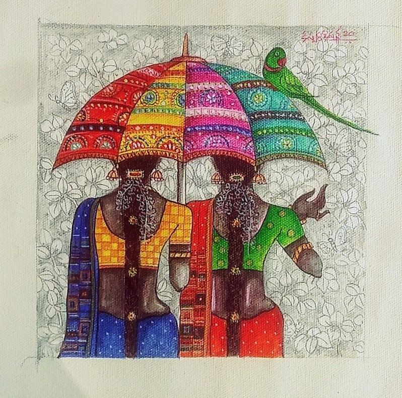 Artis: Kishan Kappari (ii)