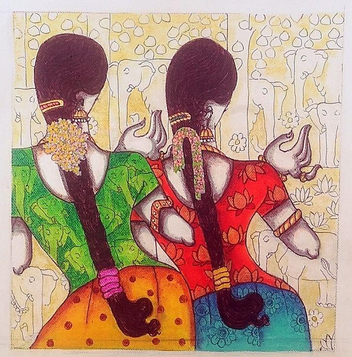 Artist: Kishan Kappari