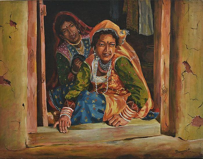 Artist: Basavaraju H