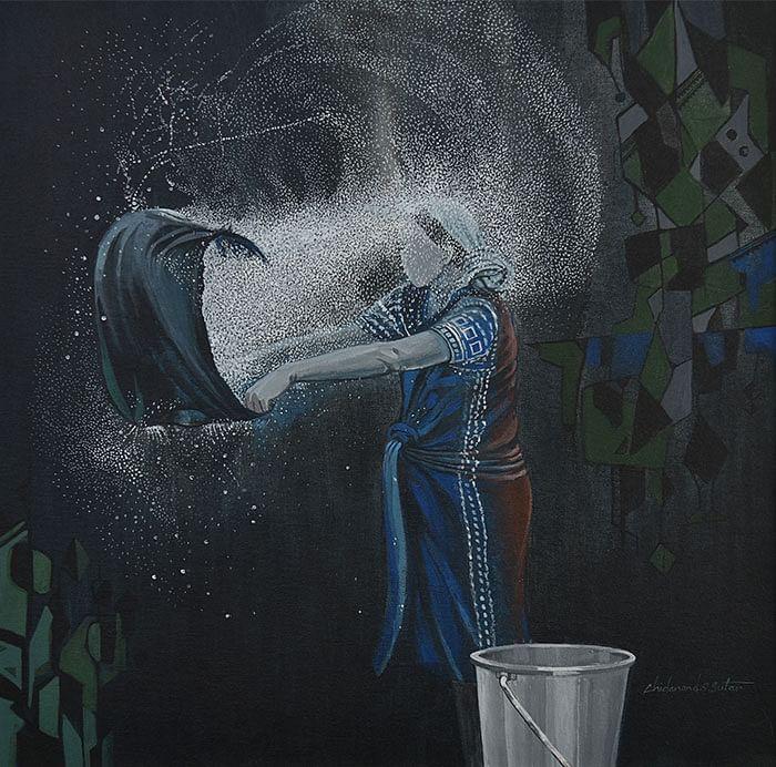 Artist: Chidanand Sutar