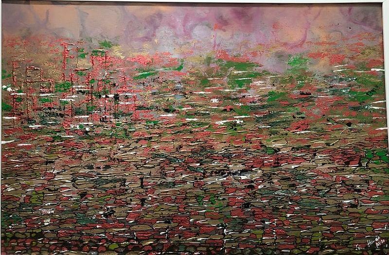 Dusky Shimmers oleh Humera Ali