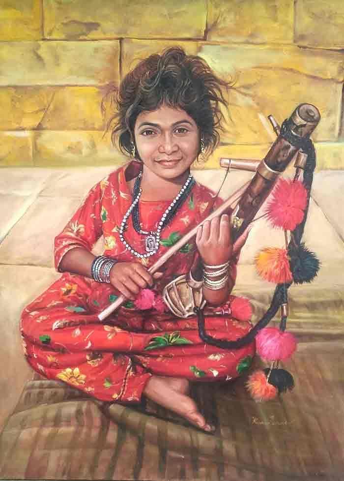 Artis: C Kumaresan