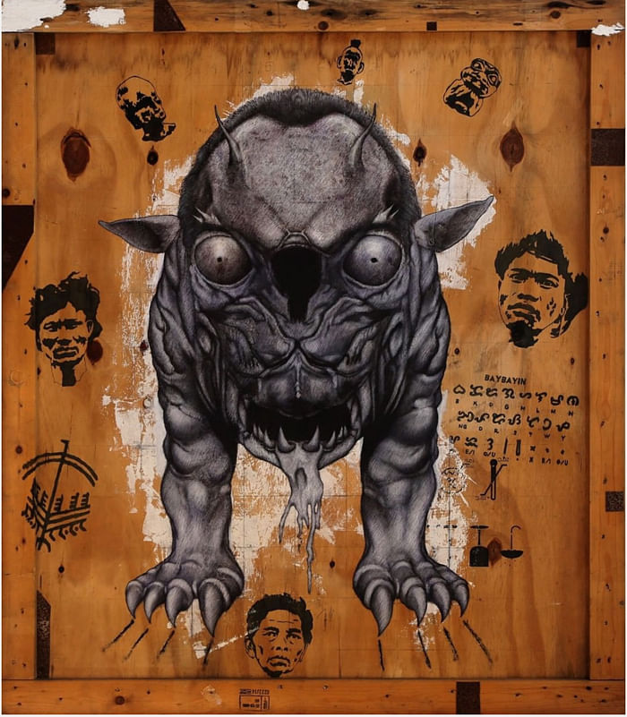 Artist: Florence Jose M . Cinco